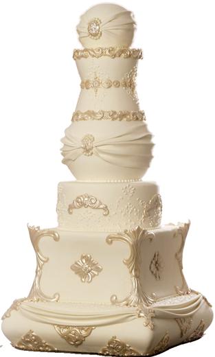 Fleur De Lisa Wedding Cakes